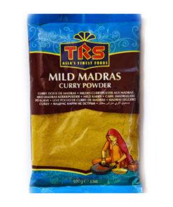 Poudre curry Madras doux TRS Image